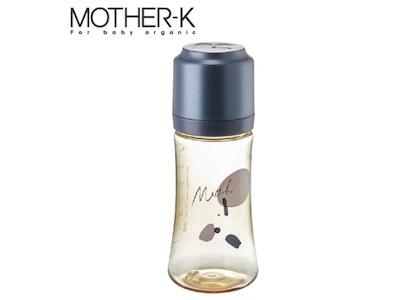 Mother-K PPSU Feeding Bottle 280ml - NAVY