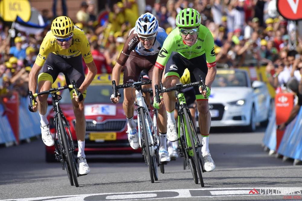 8de81efb6 Tour de France 2017  Stage Seventeen Race Recap