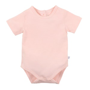 Fox & Finch - Scandi Stripe Bodysuit - Pink Stripe
