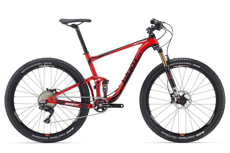 """Anthem 27.5 1, 27.5"""" Dual Suspension MTB Bikes"""