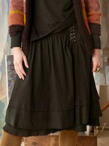 Quillan Clover Skirt - Hemp/organic cotton knit
