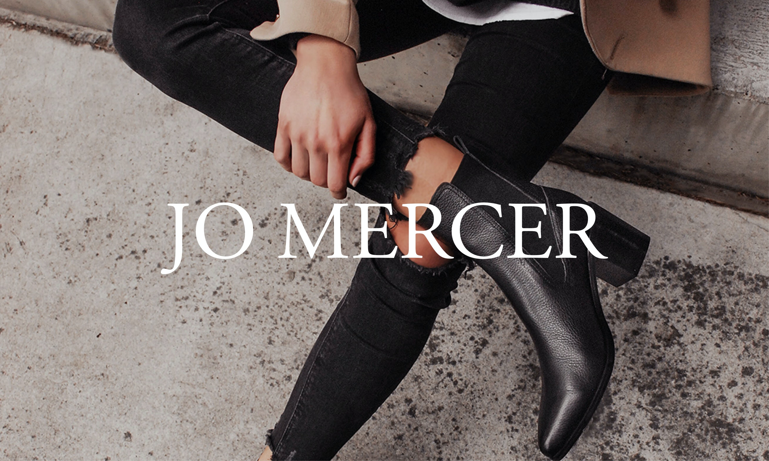 Shop Jo Mercer on Crèmm