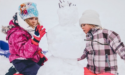 Top Tips for Taking Kids to the Snow