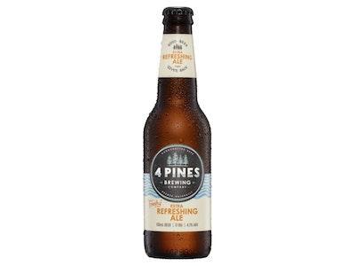 4 Pines Freshy Refreshing Lager Bottle 330mL Case