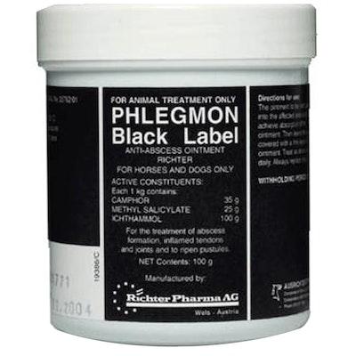 Ausrichter Phlegmon Black Label Dogs & Horses Antiseptic Ointment 210g