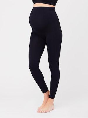 Seamless Support Legging - Black