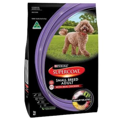 Supercoat Smartblend Large Breed Adult Chicken Dry Dog Food 3kg
