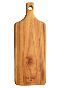 Fab Slabs Fab Slab Large Paddle Chopping Board made from camphor laurel
