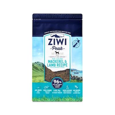ZiwiPeak ZIWI Peak Air-Dried Mackerel & Lamb Recipe For Dogs - 4KG