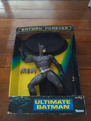 1995 Batman Forever Ultimate Batman Figure