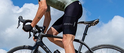 Santini - Santini has knocked one out of the park  with their new Gravel Bib-Shorts!