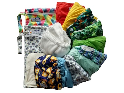 Hippybottomus Part Time Pack