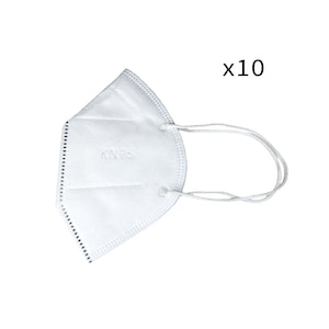WH Safe KN95 Face Mask - Pack of 10