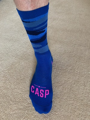 Casp Performance Cycling Camo Socks