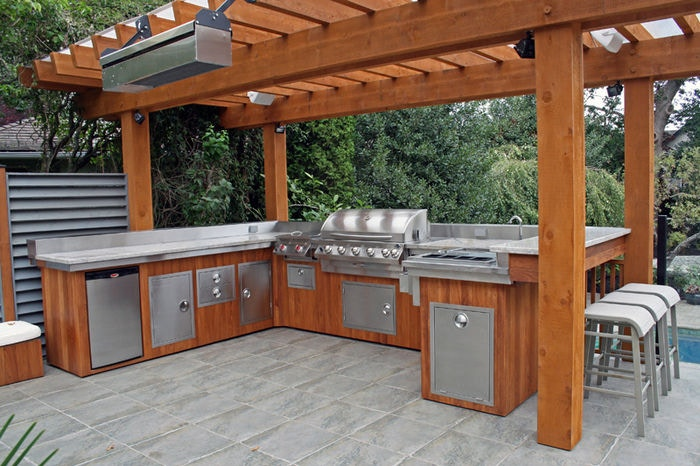 How To Plan Your Outdoor Kitchen