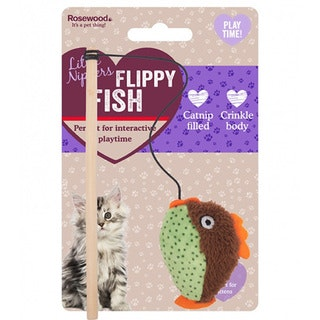 Rosewood Little Nippers Flippy Fish