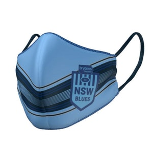 NSW State of Origin Face Mask