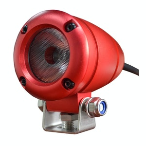 "2"" 10w 1080 lm 25° Spot Red XML-T6 CREE LED Single"