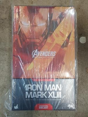 "Avengers AoU Iron Man Mk XLIII (43) 12"" 1/6 scale Hot Toy"
