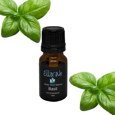 Ellorah Basil Essential Oil 10ml