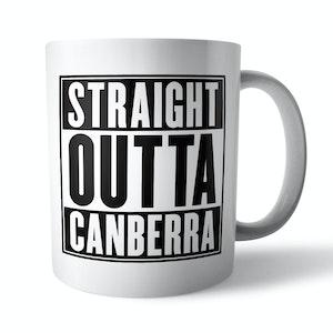 Straight Outta Mug: Canberra