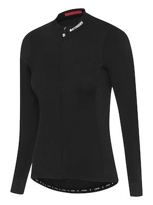 Attaquer Womens A-Line Winter LS Jersey 2.0 Black
