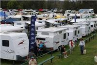 Caravan and camping getaways a popular choice for holidays at home