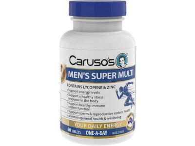 Caruso's Natural Health Caruso's Men's Super Multi
