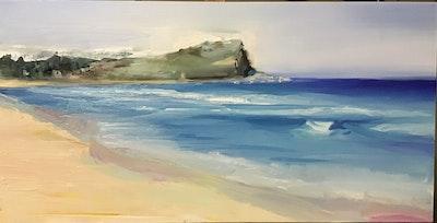 Virginia Bucknell Artworks Siesta of Avalon