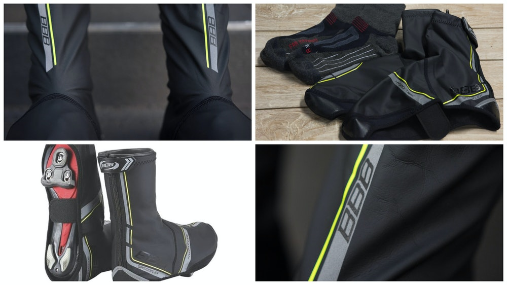 Speedflex BWS 14 Winter Shoe covers