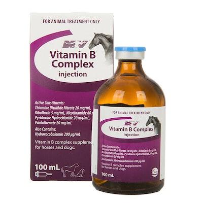CEVA Vitamin B Complex Horse Dog Supplement 100ml