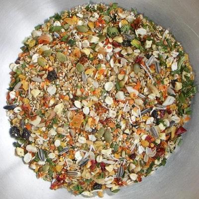 Bird Zone Small Parrot Diet Blend