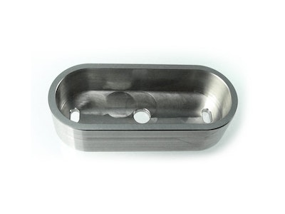 Motogadget msm Weld-in Cup stainless