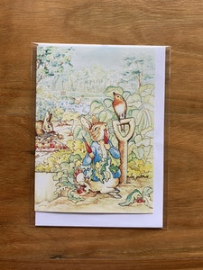 Peter Rabbit Card - 4