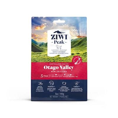 ZiwiPeak ZIWI Peak Provenance Air Dried Dog Food Otago Valley 140G