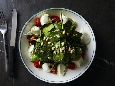 DOC Spinach Salad