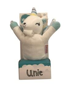 bibipals White Rainbow Unicorn PLUSH - UNIE