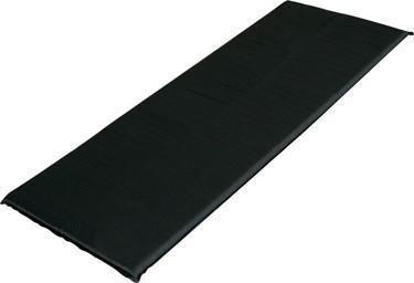 Trailblazer Self-Inflatable Suede Air Mattress | Black Small