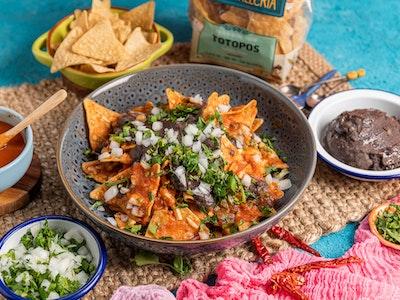 Vegan Chilaquiles Dinner Pack