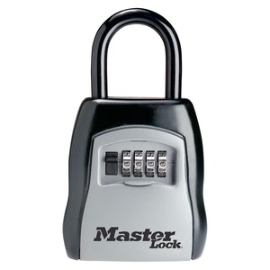 Master Lock 5400D Portable Key Safe with 4 Digit Combination
