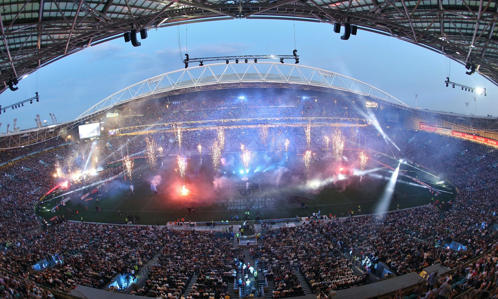 Make ANZ Stadium Your Business Entertainment Playground