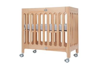 Alma Mini Crib Natural FRAME ONLY