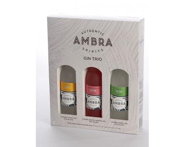 Ambra Gin Trio Pack