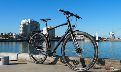 Marin Fairfax SC6 DLX 2017 Urban Bike Review