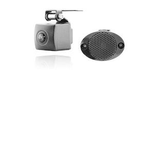 Echomaster Back-up Camera w/Moving Detection