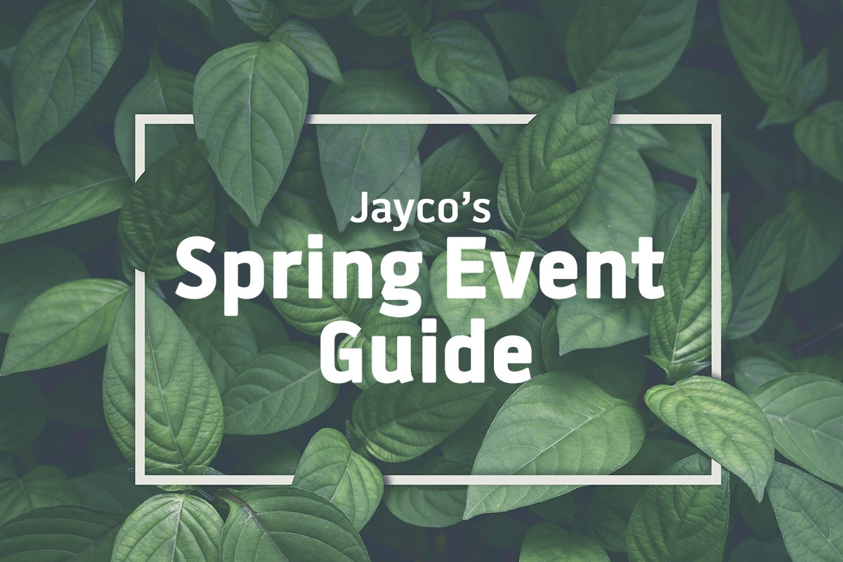 Jayco's 2019 Spring Event Guide