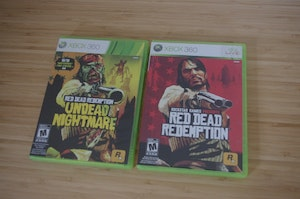 Red Dead Redemption and Undead Nightmare