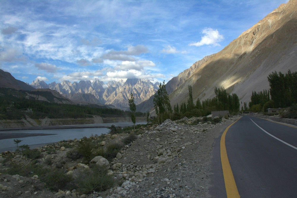 fullpage Hunza Valley