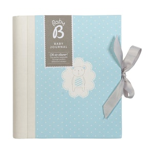 KTWO Baby B Journal Blue