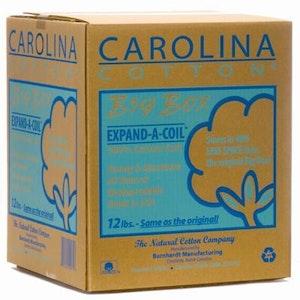 Carolina Cotton 12lbs Pure Disposable Acetone Alcohol Nail Polish Soak Off Wipes